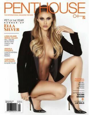 Penthouse Magazine Sept/Oct 2019