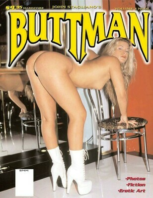 Buttman Adult Magazine V3N6 2000 -PDF