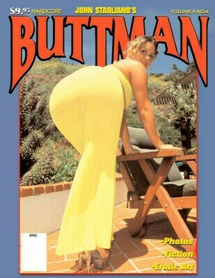Buttman Adult Magazine V4N4 2001 -PDF