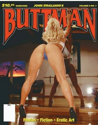 Buttman Adult Magazine V5N1 2002 -PDF