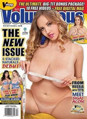 VOLUPTUOUS Magazine Subscription