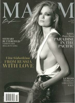 Maxim Magazine Subscription
