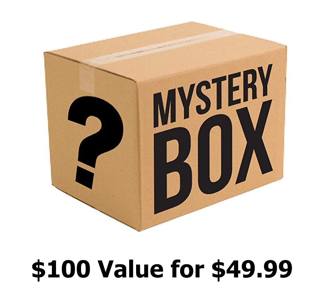 Wholesale Adult Magazine Surprise! Mystery Box $100 Value