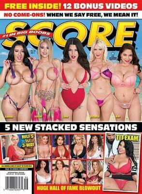 Score Magazine 2019 Vol 28 No 4