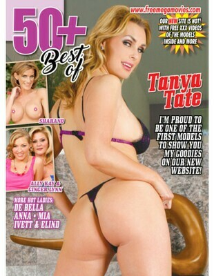 50+ Adult Magazine #36 October 2019 Tanya Tate-PDF