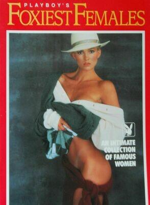 PLAYBOY's Foxiest Females 1991