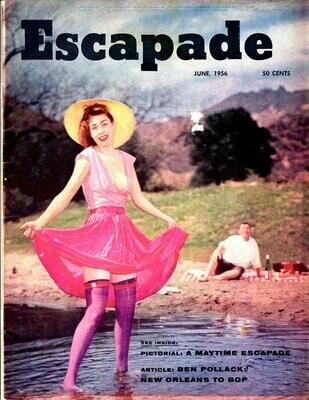 VINTAGE ESCAPADE JUNE 1956