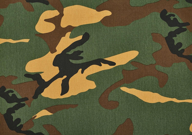 Camouflage, vihreä