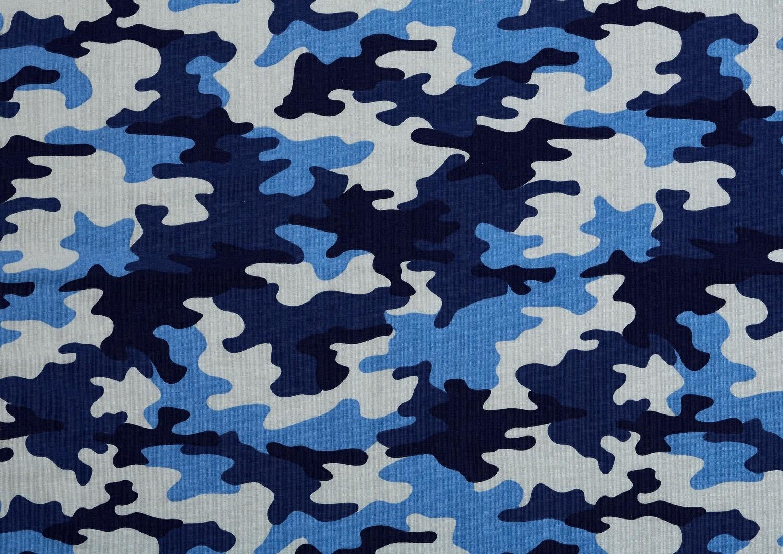 Camouflage NEULOS, sininen
