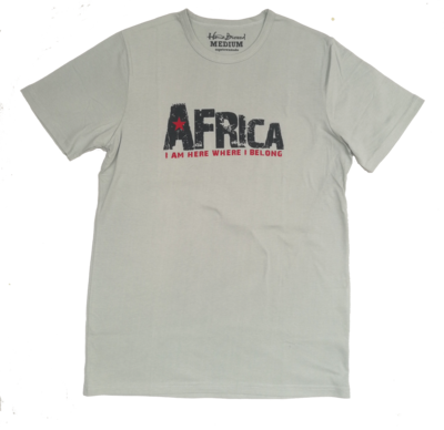 Africa - Where I belong