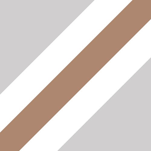 Трехслойные визитки с коричневым средним слоем