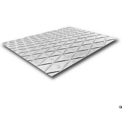Лист стальной рифленый 4х1500х6000мм