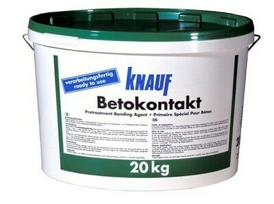 Грунтовка Кнауф Бетоконтакт (Knauf Betokontakt 20 кг)