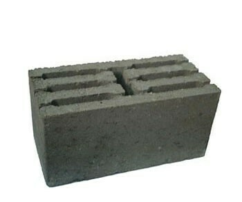 Керамзитобетонный блок (400х200х200) 1 шт.