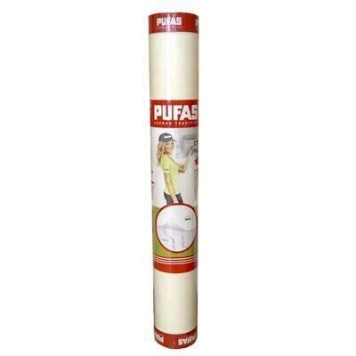 Стеклохолст малярный PUFAS / Maler Glasfaser 25 г/кв.м, 50 кв.м