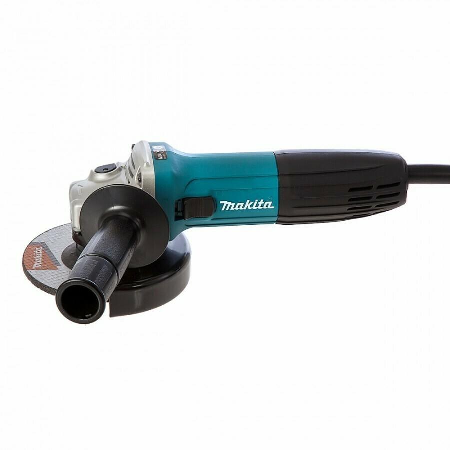 Углошлифовальная машина (болгарка) Makita 9558HN, 840Вт, 125 мм