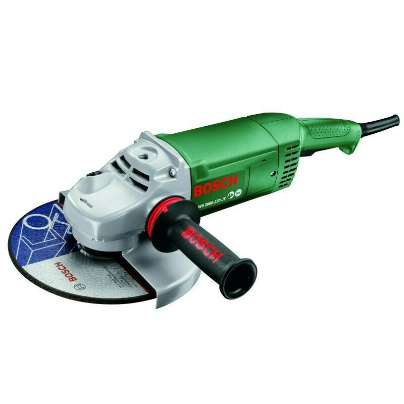 Углошлифовальная машина (болгарка) Bosch GWS 20-230 JH 230мм