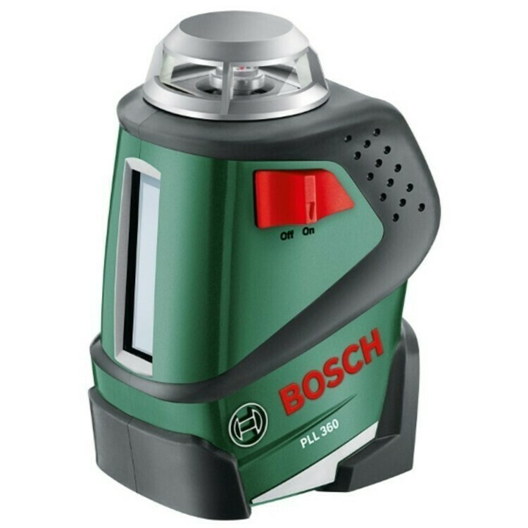 Лазерный нивелир BOSCH PLL360 (без штатива)