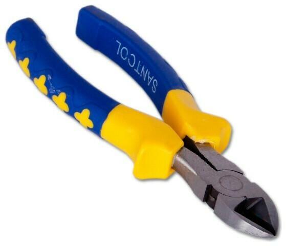 Бокорезы с двухкомпонентной ручкой Santool 031101-002-180