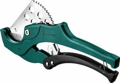 Ножницы KRAFTOOL GX-700 автоматические для всех видов пластиковых труб 63мм (2 1/2