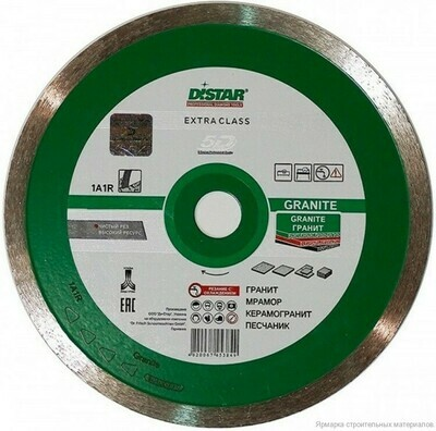 Диск алмазный Distar 1A1R GRANITE 150x1.4x8x22.23