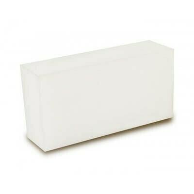 Губка белая 200х100х80 мм