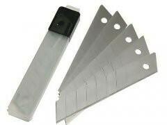 Лезвия для ножа18мм