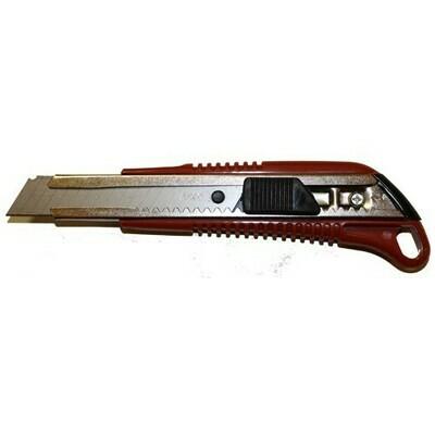 Нож 18 мм (выдвижное лезвие)