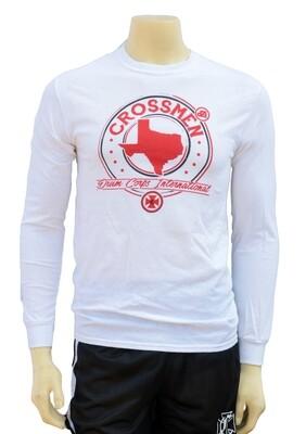 White Texas Long Sleeve
