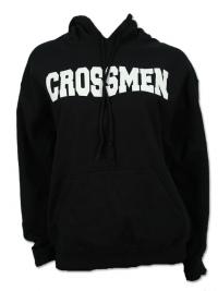 Black Crossmen Hoodie