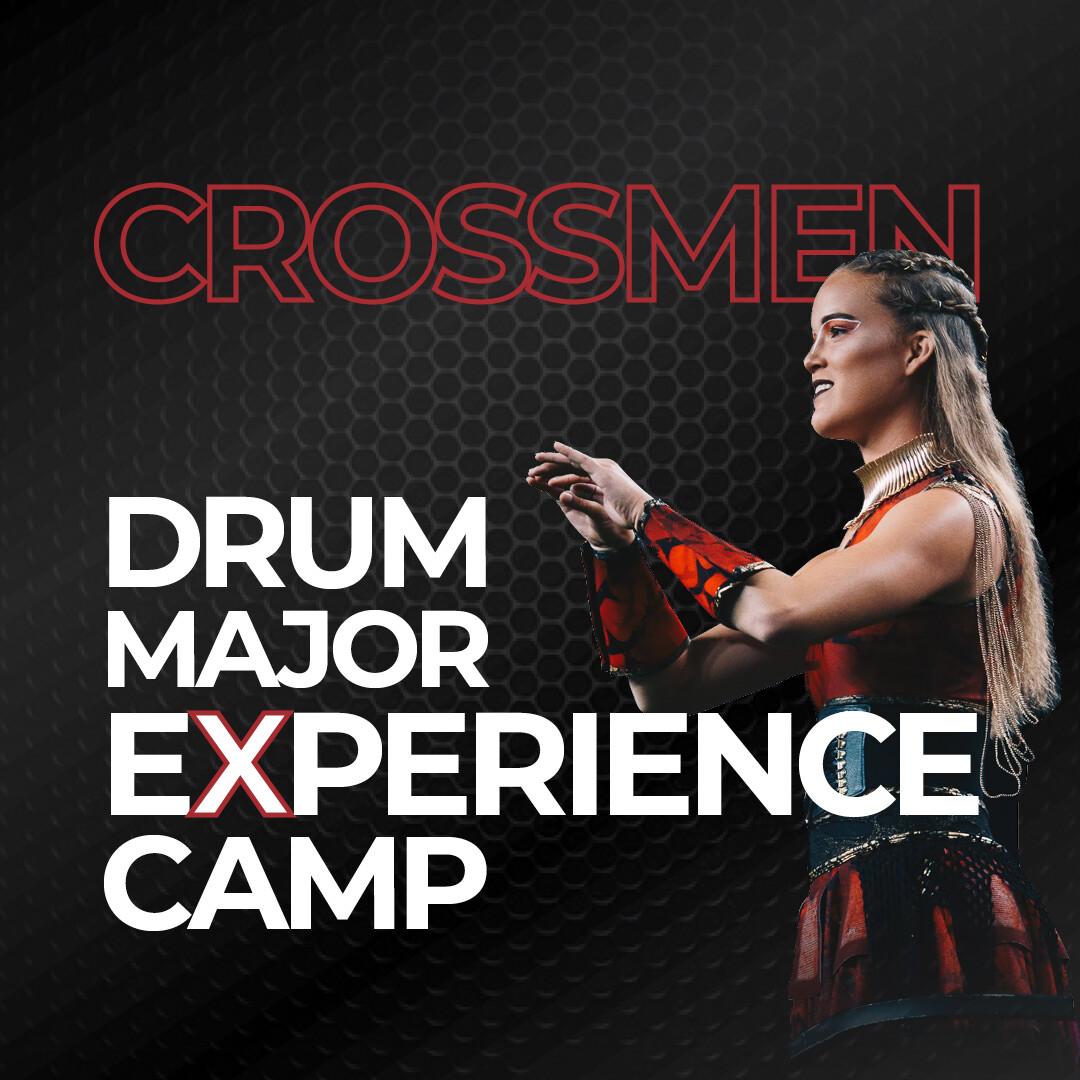 2020 Crossmen Drum Major eXperience Camp Fee