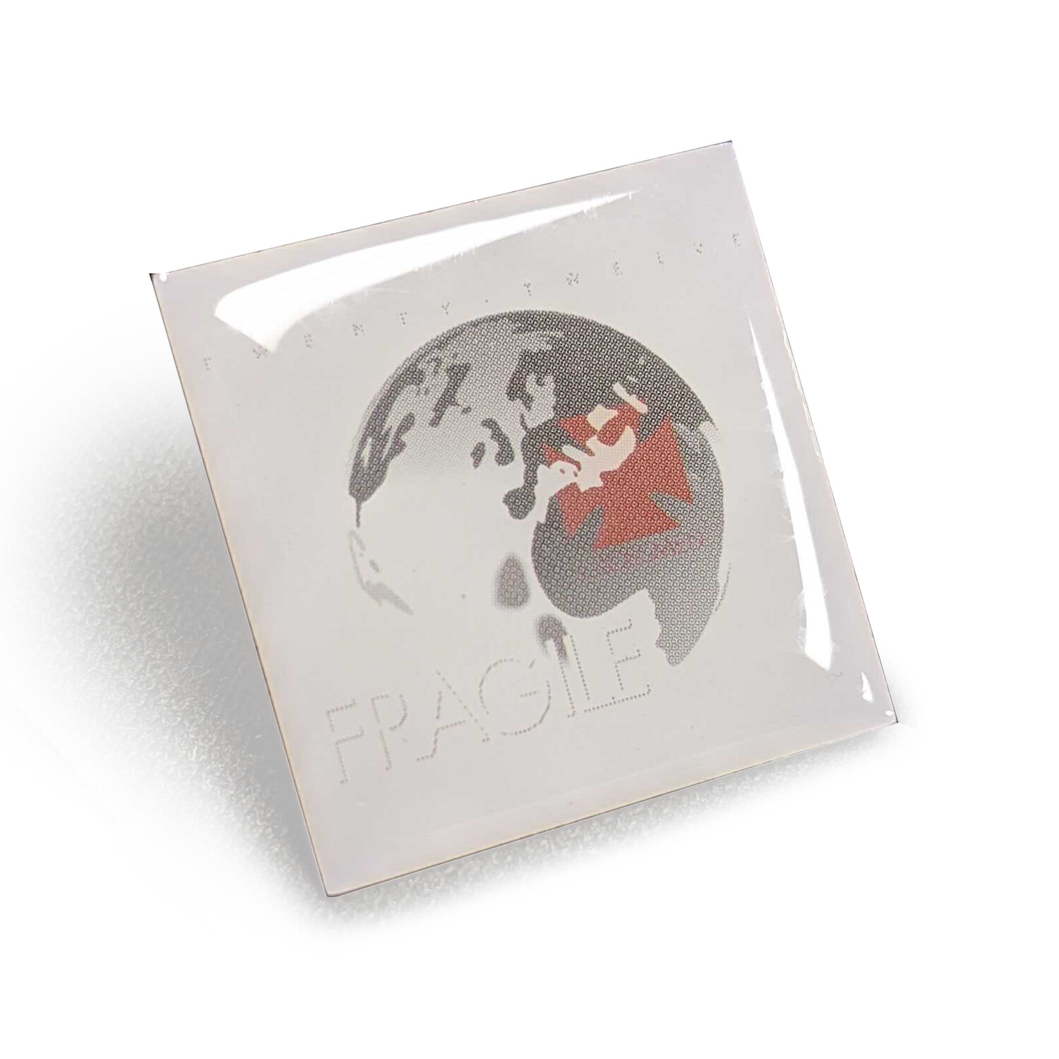 """2012 Production: """"Fragile"""" Pin"""