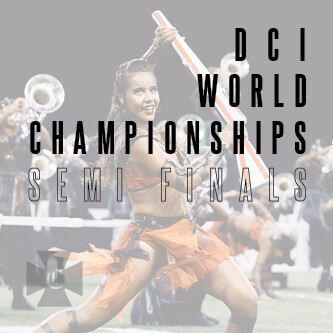 2020 DCI Semi Finals Tickets
