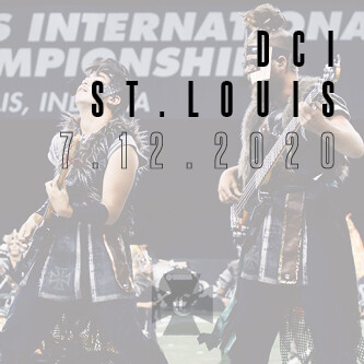 2020 DCI St. Louis Tickets