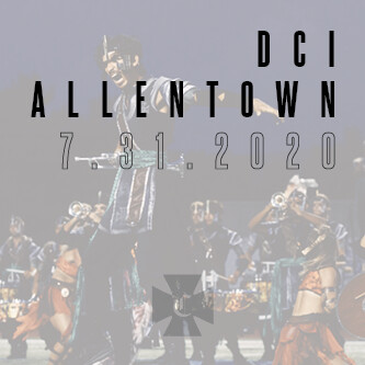 2020 DCI East Allentown Tickets - Friday