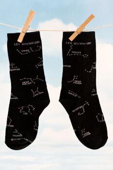 Lick Observatory Constellations Sock