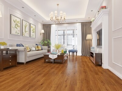 Engineered Timber Floor (Oak) KF2002