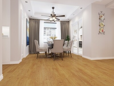 Engineered Timber Floor (Oak) KF6002