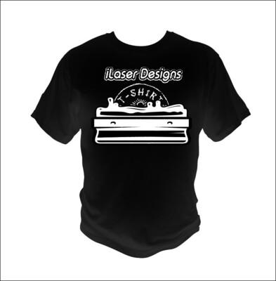 1-Day Screen Print Class Click Shirt