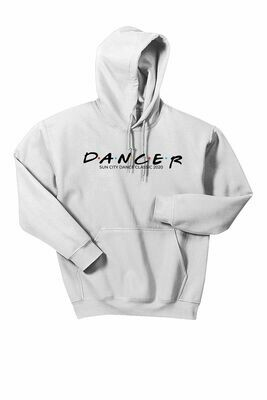 I'll Be There For You Dancer Hoodie