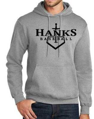 Hanks Baseball Hoodie