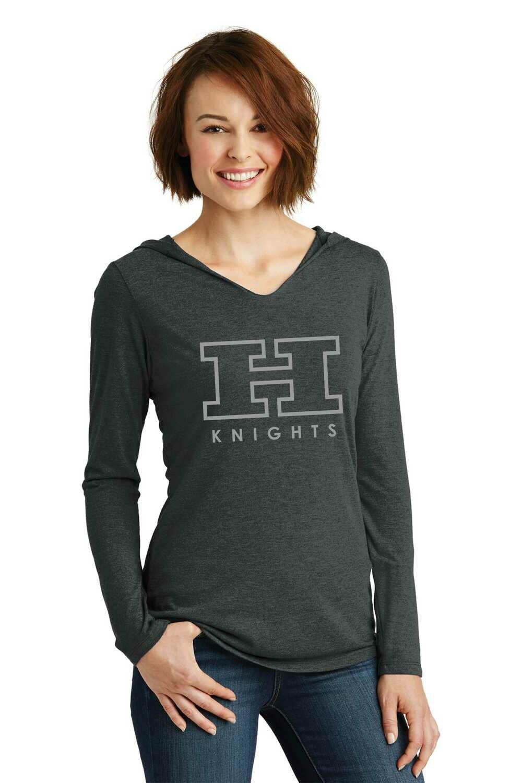 Hanks Knights Ladies light Hoodie