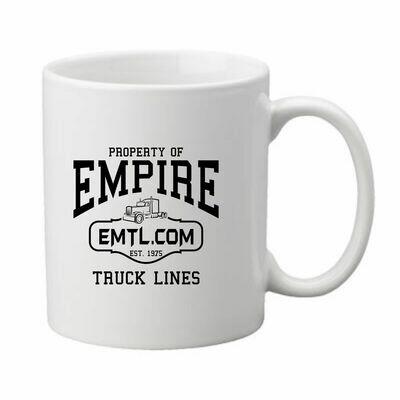 Empire Trucking Sublimated Mug