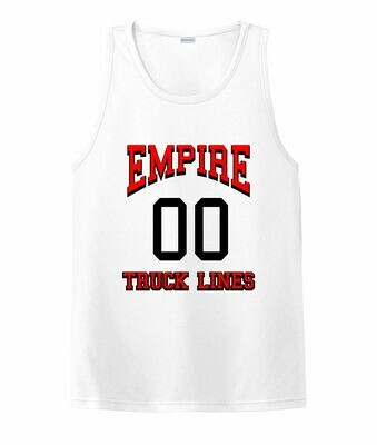 Empire Trucking Sublimated Mens Tank