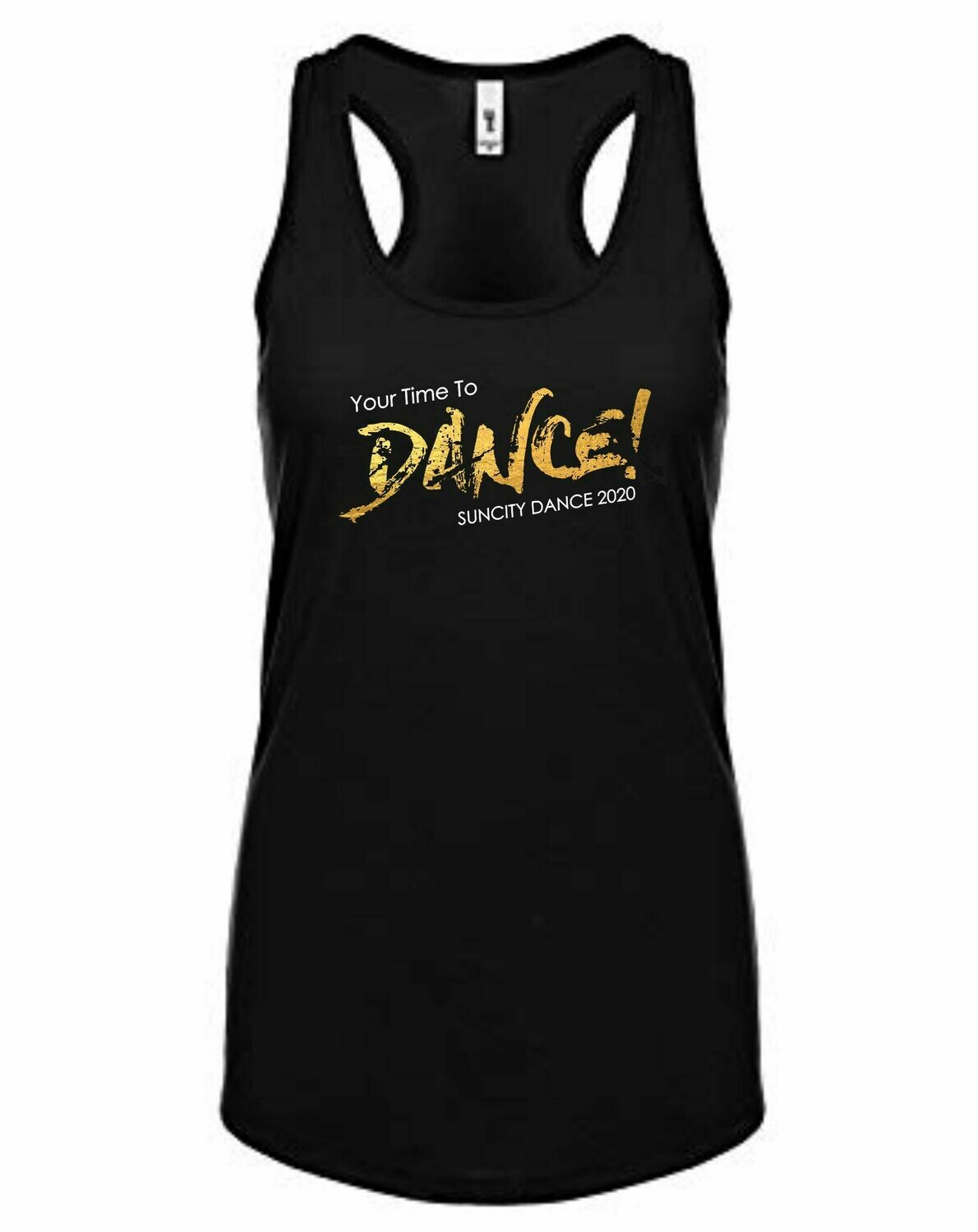 Your Time to Dance! Tank