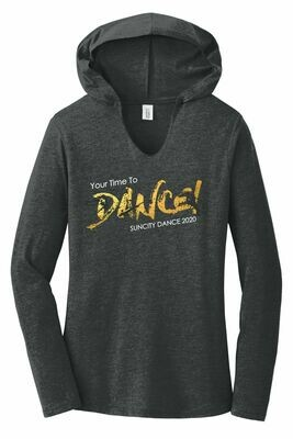 Your Time To Dance! Light Hoodie