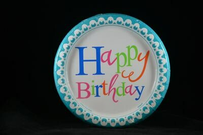 Confetti Birthday Cake 7
