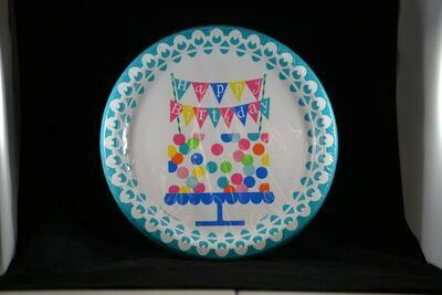 Confetti Birthday Cake 9