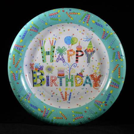 Happy Day Dessert / Salad Plates