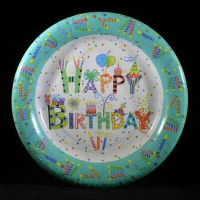Happy Day Dessert / Salad Plates